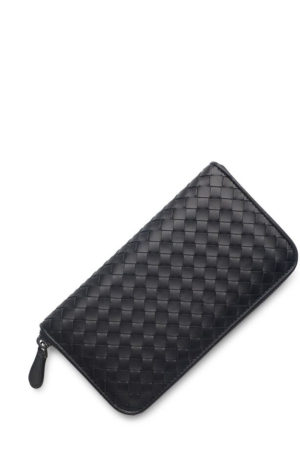 Leather wallet by Bottega Veneta